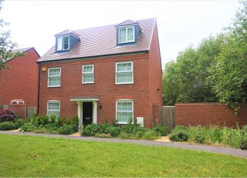 Thumbnail 5 bed detached house for sale in Baileys Way, Hambrook