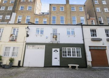 Thumbnail 2 bedroom terraced house to rent in Lancaster Mews, London