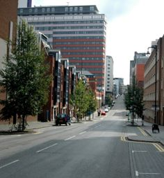 Thumbnail 1 bed flat for sale in Fleet Street, Birmingham