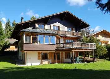 Thumbnail 6 bed chalet for sale in Chalet La Boheme - Villars-Sur-Ollon, Vaud, Switzerland