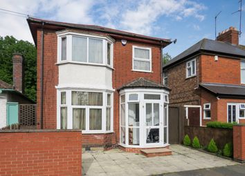 Thumbnail 3 bed detached house for sale in Kitchener Road, Evington, Leicester