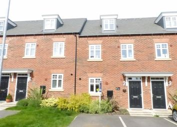 Thumbnail 3 bed town house for sale in Roberts Court, Winnington, Cheshire