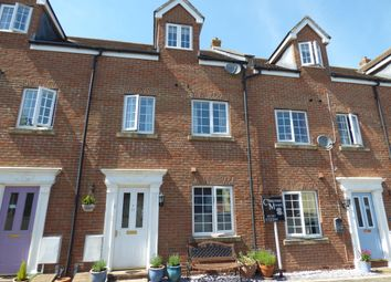 Thumbnail 3 bed town house for sale in Cerne Avenue, Gillingham