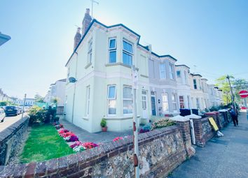 Thumbnail 1 bed flat to rent in Lennox Road, Broadwater, Worthing