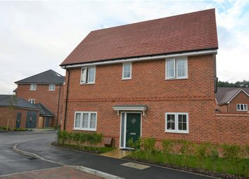 Barley Road, Finchwood Park, Wokingham RG40. 3 bed semi-detached house
