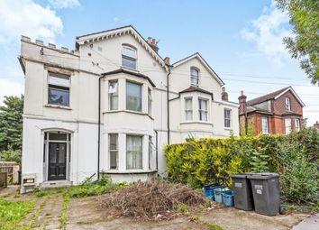 Thumbnail 1 bed flat for sale in Bensham Manor Road, Thornton Heath