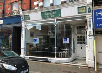 Thumbnail Retail premises to let in St Leonards Road, Bexhill On Sea
