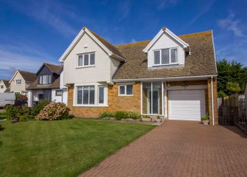 3 bed detached house for sale in Minehead Avenue, Sully, Penarth CF64