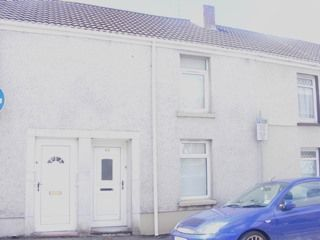 Thumbnail 2 bed terraced house to rent in Upper William Street, Llanelli