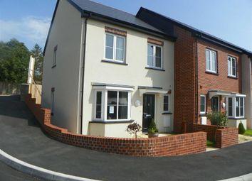 Thumbnail 3 bed end terrace house for sale in Ashdale Mews, Ashdale Lane, Pembroke