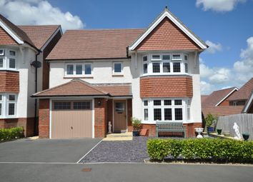 Thumbnail 4 bed detached house for sale in 22 Parc Llwyn Celyn, Pwll Trap, St.Clears