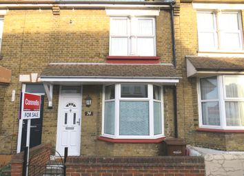 Thumbnail 2 bedroom terraced house for sale in Barnsole Road, Gillingham