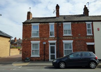 Thumbnail 3 bed end terrace house to rent in Burton Road, Lincoln