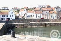 Thumbnail 1 bed flat to rent in Dove Street Cellerdyke, Cellardyke Anstruther