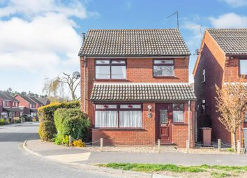 Thumbnail 3 bed detached house for sale in Hempstead Road, Holt