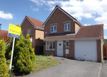 Thumbnail 3 bedroom detached house for sale in Hough Close, Chesterfield, Derbyshire