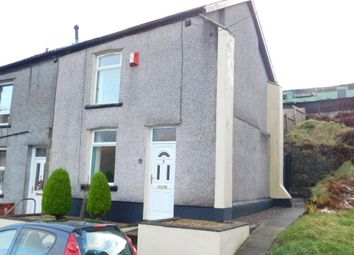 Thumbnail 3 bed end terrace house for sale in 6 Gwernllwyn Terrace, Tylorstown
