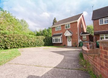 Thumbnail 4 bed detached house for sale in Newland Close, Hatch End, Middlesex