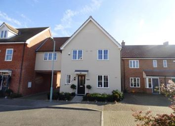 Thumbnail 4 bed link-detached house for sale in Hadleigh, Ipswich, Suffolk