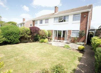 Thumbnail 3 bed semi-detached house for sale in Fulmar Walk, Gosport