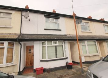 Thumbnail 2 bed terraced house for sale in Rockview Street, Belfast