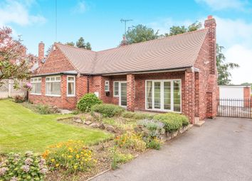 Thumbnail 3 bed detached bungalow for sale in Mayors Walk Avenue, Pontefract
