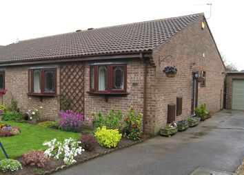 Thumbnail 2 bedroom semi-detached bungalow to rent in Richmond Avenue, Grappenhall, Warrington