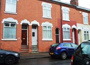 Thumbnail 3 bed terraced house to rent in Haddon Street, Leicester