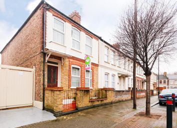 Thumbnail 3 bed end terrace house for sale in Salmen Road, London