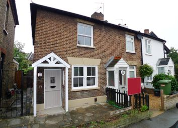 Thumbnail 2 bed end terrace house to rent in Park Road, Chislehurst