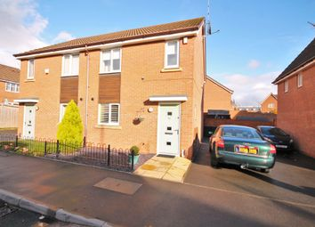 Thumbnail 3 bed semi-detached house for sale in Lapworth Road, Coventry