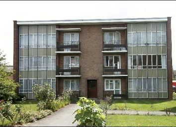 Thumbnail 2 bedroom flat to rent in Heaton Court, Cheshunt