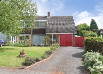 Thumbnail 3 bed semi-detached house for sale in Holmer, Hereford