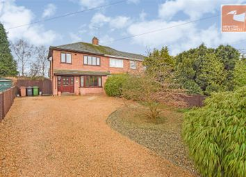 3 bed semi-detached house for sale in Fulbridge Road, Werrington, Peterborough PE4