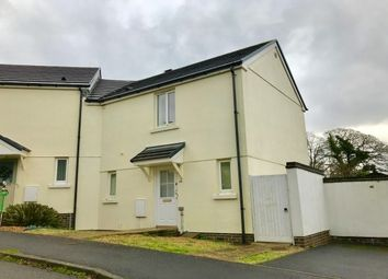 Thumbnail 3 bed property to rent in Chyvelah Vale, Gloweth, Truro