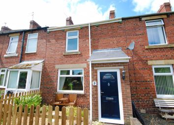 Thumbnail 2 bed terraced house for sale in Mount View, Ryton