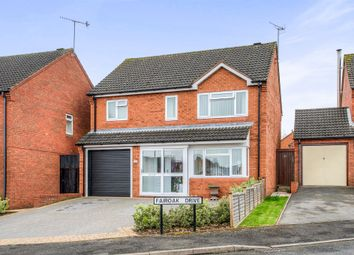 Thumbnail 4 bed detached house for sale in Fairoak Drive, Bromsgrove