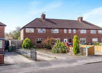 Thumbnail 3 bed semi-detached house for sale in Felstead Road, Nottingham