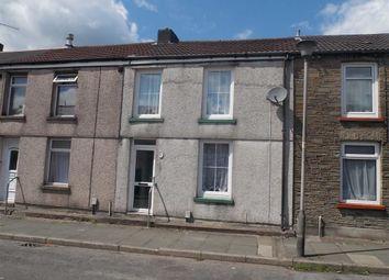 Thumbnail 3 bed terraced house for sale in Ebenezer Street, Rhydyfelin, Pontypridd