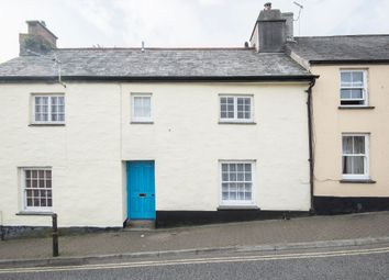 Thumbnail 2 bed terraced house for sale in Helston Road, Penryn