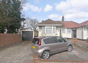Thumbnail 2 bed semi-detached bungalow for sale in Carlton Road, Erith, Kent