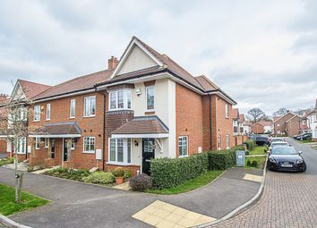 Thumbnail 3 bed property to rent in Hengest Avenue, Esher
