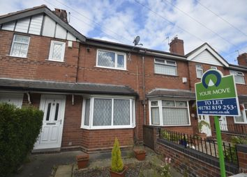 Thumbnail 3 bedroom property to rent in Opal Road, Fenton, Stoke-On-Trent