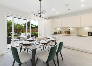 """4 bed terraced house for sale in """"Millbrook Houses"""" at Bittacy Hill, London NW7"""