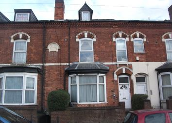 Thumbnail 1 bed flat for sale in Birchfield Road, Perry Barr