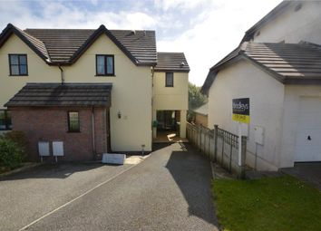 Thumbnail 3 bed semi-detached house for sale in Forth An Tewennow, Phillack, Hayle, Cornwall