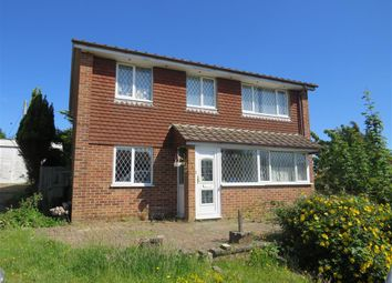 Thumbnail 3 bed detached house for sale in Rustic Close, Peacehaven
