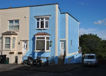 Thumbnail 2 bed maisonette for sale in Fitzroy Street, Totterdown, Bristol