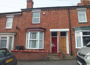 Thumbnail 2 bed terraced house for sale in Eastbourne Street, Lincoln