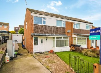 3 bed semi-detached house for sale in Burnside Road, Harrogate HG1